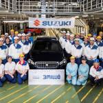 3 milioane de vehicule Suzuki