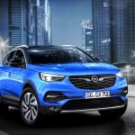Un nou SUV Opel: atleticul și aventurosul Grandland X
