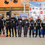 Pro Rally Team Brașov, debut cu podium la Tess Rally 46