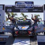 Hyundai Motorsport a obtinut victoria in Raliul Argentinei