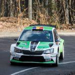 Dan Gîrtofan, motivat și cu o nouă Fabia R5 pe probele Transilvania Rally