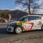 5 echipaje se luptă la Transilvania Rally pentru puncte în Cupa Suzuki