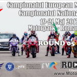 Campionatul National de Viteza – Campionatul European pe circuitul Motorpark Romania