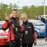 Mihai si Severina au obtinut prima victorie in clasamentul clasei 12 la Transilvania Rally