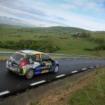 BT Transilvania Rally: experienta benefica pentru Gabriel ENE