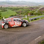 Basso si Marisca – victoriosi in BT Transilvania Rally powered by Ford
