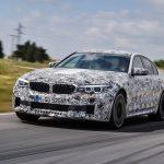 Noul BMW M5 cu M xDrive