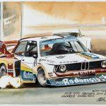 100 de ani de istorie BMW exploraţi prin 101 picturi