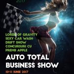 Drift games și bolidul din Fast&Furios 8 la Auto Total Business Show 2017
