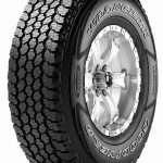 Goodyear introduce anvelopa Wrangler All-Terrain Adventure