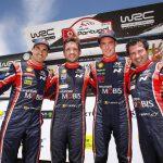 Raliul Portugaliei: Hyundai Motorsport pe locurile 2 si 3