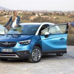 Crossland à la Opel: rafinat, pentru oraș, în stilul unui SUV