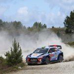 Raliul Portugaliei: Echipajele Hyundai Motorsport se lupta pentru un loc pe podium