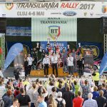 BT Transilvania Rally powered by Ford și-a închis porțiele