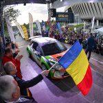 Spectacol de marcă în debutul BT Transilvania Rally powered by Ford
