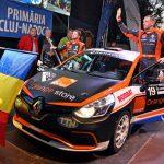 Alex Filip începe sezonul din TER cu un podium la Transilvania Rally