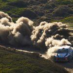Podium de consolare pentru Hyundai Motorsport in Raliul Sardiniei