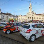 Raliul Aradului: 4 echipaje se luptă pentru puncte în Cupa Suzuki