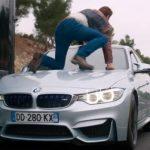 Scott Eastwood şi BMW sunt din nou împreună în mijlocul acţiuni