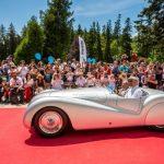 Concursul de Eleganţă Sinaia: o revenire istorică pentru BMW 328 Mille Miglia Roadster