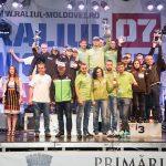 ProRally Team Brașov, locul 2 la echipe la Raliul Moldovei Bacău 2017