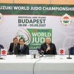 Suzuki va susține Campionatele Mondiale de Judo de la Budapesta