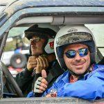 Baja Transilvania 2017: Adrenalina si rasturnari de situatii imprevizibile pentru echipajul Mihai Chiparus – Vladimir Gora
