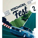 Retromobil Fest 2017, două zile de acțiune în stil retro