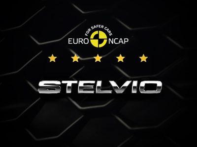 Alfa Romeo Stelvio: 5 stele Euro NCAP