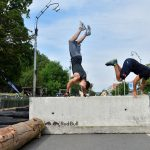 Gimnastica si hard enduro pe traseul de la Red Bull Romaniacs