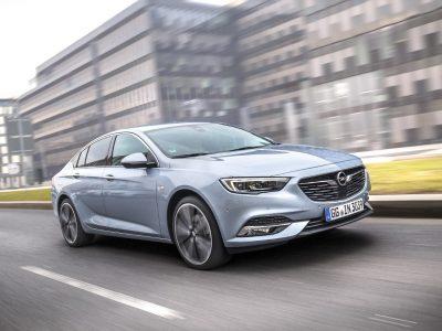 Noul Opel Insignia pune accent puternic pe siguranţă