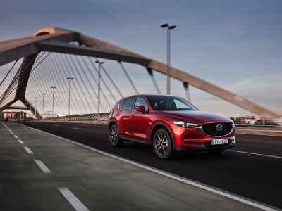 Mazda primeste Top Safety Pick+ de la IIHS