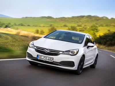 Opel Astra câștigă Green Mobility Trophy