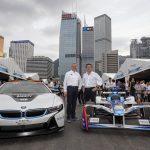 BMW confirmă înscrierea în Campionatul FIA Formula E în sezonul al cincilea