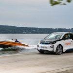 BMW i propulsează acum şi mobilitatea electrică pe apă