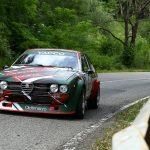 Cătălin Ghigea a dominat autoritar întrecerea automobilelor istorice de la Reșița