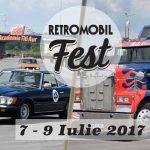 Ne vedem la Retromobil Fest 2017