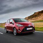 În premieră: Toyota România livrează prima flotă rent-a-car cu sistem de propulsie hibrid