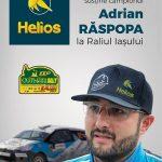 Adrian Raspopa ia startul la Iasi alaturi de un nou partener