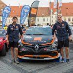 Alex Filip continuă seria de succese la Romania Rally Challenge