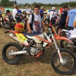 Emanuel Gyenes participă la International Six Days Enduro