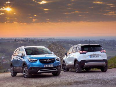 Opel Crossland X: au fost înregistrate deja 50.000 de comenzi pentru noul crossover