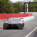 BMW M8 GTE: programul de teste continuă în Spania
