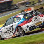 BMW a sărbătorit al 25-lea podium în BTCC
