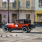 Poveștile cu mașini legendare continuă și în 2018 la Raliul Sibiului