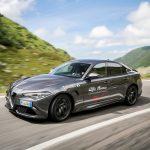 Transfăgărășanul, drum pereche cu Alfa Romeo