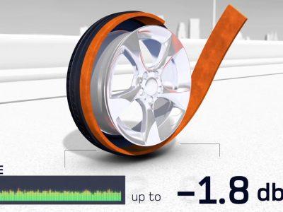 Dunlop extinde linia de iarnă echipată cu tehnologia Noise Shield