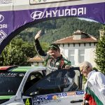 Dan Gîrtofan și Tudor Mârza, locul 3 la Rally Sliven 2017