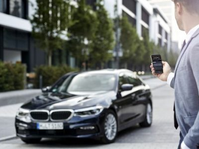"Premiul ""Goldener Computer"" pentru BMW Seria 5"