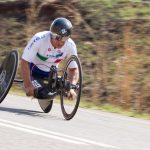 Alessandro Zanardi şi-a apărat titlul mondial la paraciclism în proba de contratimp
